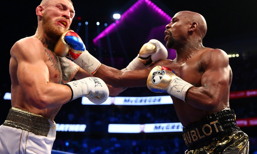 Mayweather sabotages McGregor's boxing debut, claims 50-0 record