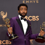 Donald Glover carves history at the 69th Emmy Awards