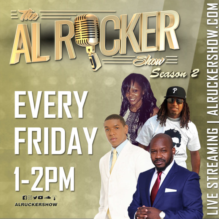 Al Rucker Show - Carla Ja, Seven the Poet, and Sabir Bey