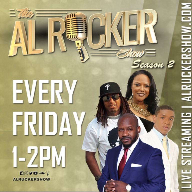 Al Rucker Show - Seven the Poet, Sabir Bey, and Lynn Whitfield