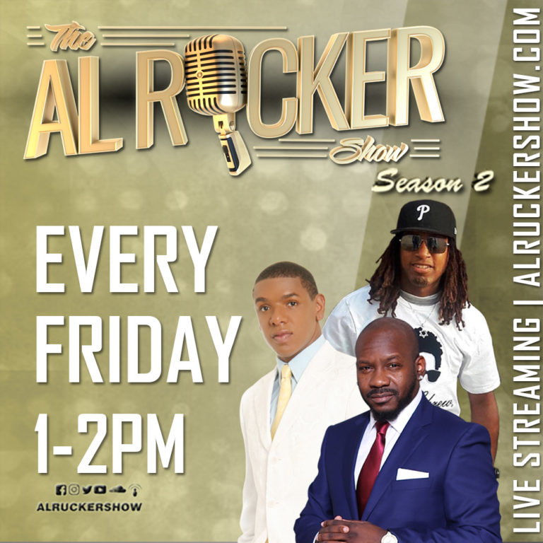 Al Rucker Show - Seven the Poet, and Sabir Bey