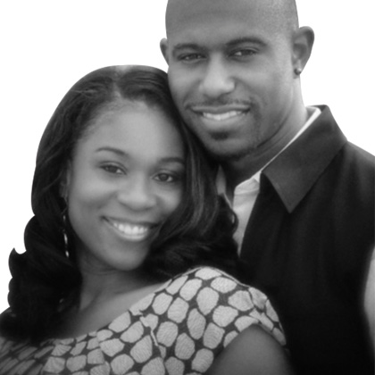 Tj and Candace Ford