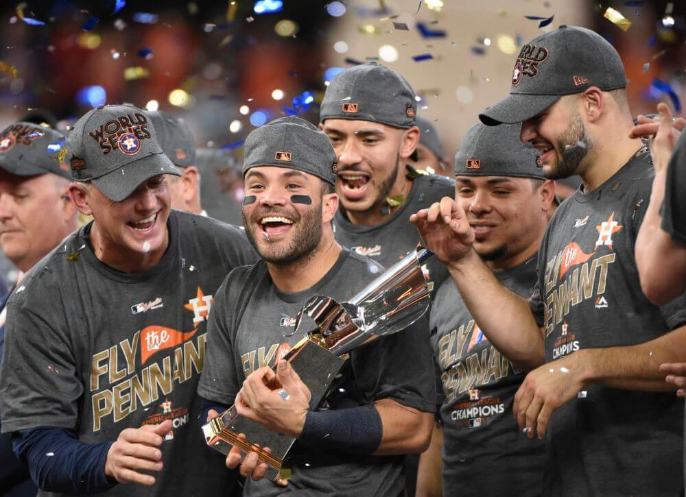 Houston Astros clinch first-ever World Series Title