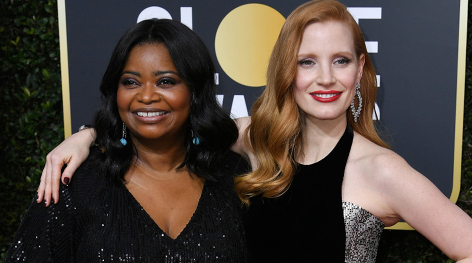 Chastain and Spencer Fight for Equal Pay in Hollywood