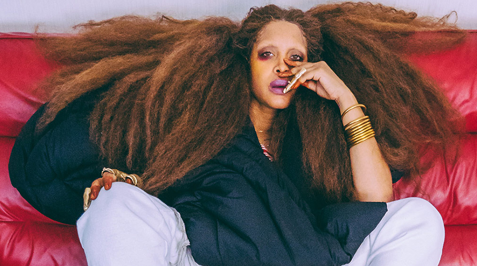 Erykah Badu is 'Misconstrued' for Hitler and Cosby Comments