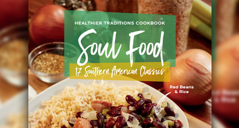 Lifestyle al rucker show healthier soul food cookbook takes fresh approach to traditional recipes for go red heart health month forumfinder Images