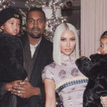 Kim Kardashian and Kanye West welcome third child