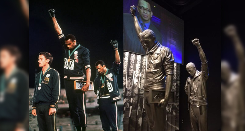 2018 Marks the 50th Anniversary of the Olympics Black Power Salute