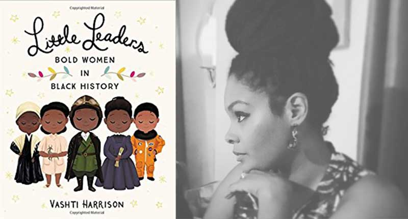 Author Vashti Harrison Celebrates Black Women in New Children's Book