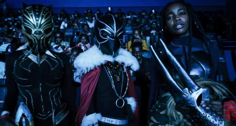 'Black Panther' Breaks Records and Hollywood's Beliefs