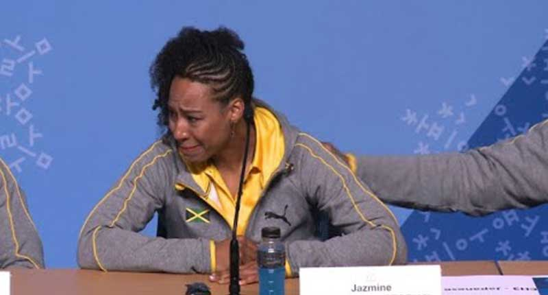 Bobsledder Jazmine Fenlator-Victorian Understands How Important Representation is in the Winter Olympic Games