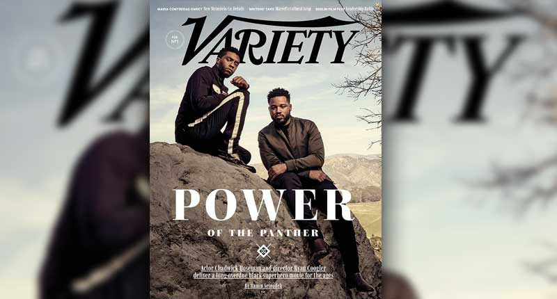 Chadwick Boseman and Ryan Coogler Cover Variety Magazine