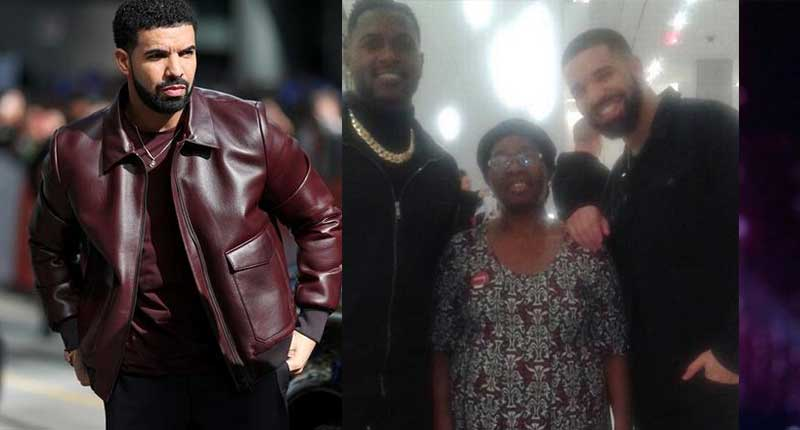 DRAKE SURPSISES HOTEL MAID WITH WELL DESERVED DAY OF PAMPERING