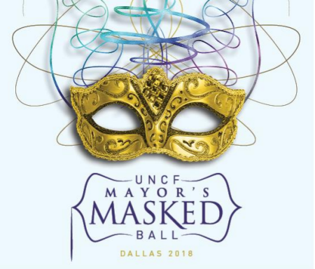 Dallas Welcomes the UNCF Mayor's Masked Ball