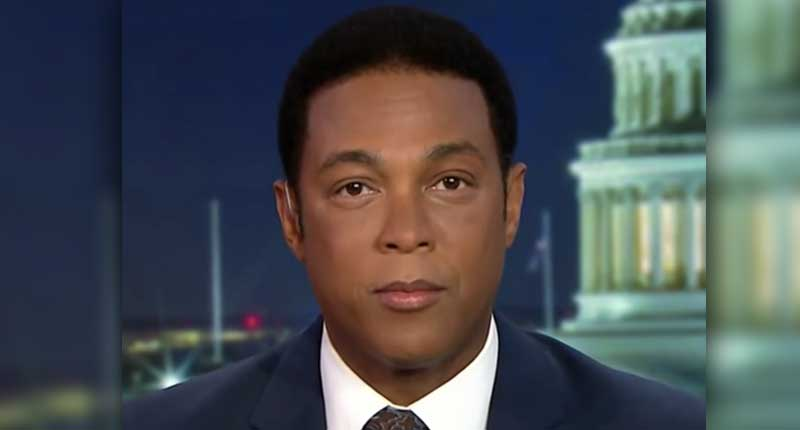 Don Lemon thanks Obama for low black unemployment