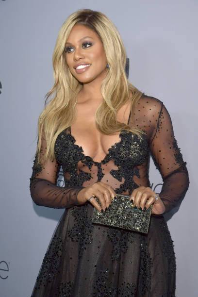 (ENTERTAINMENT) LAVERNE COX POSTING DATE 2_1_2018 IMAGE