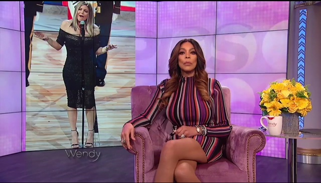 (ENTERTAINMENT) Wendy Williams Throws Janet Jackson and Beyoncé Shade PIC 2-22-2018