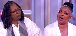 (ENTERTAINMENT) Whoopi and Mo'Nique Posting 2-23-2018