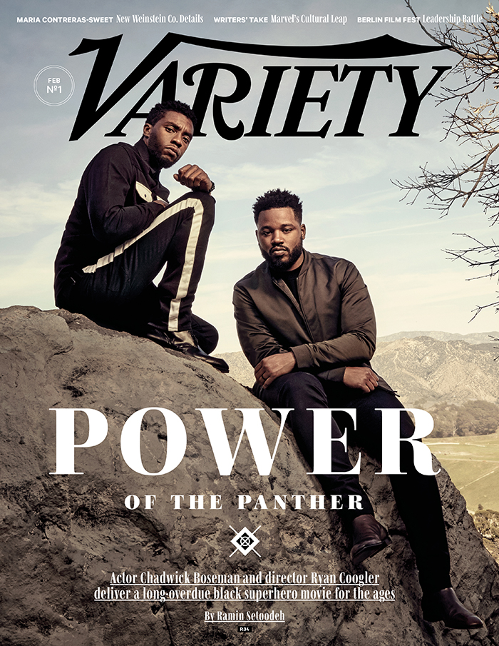(ENTERTAINMENT) black-panther-variety-cover - POSTING DATE 2_7_2018