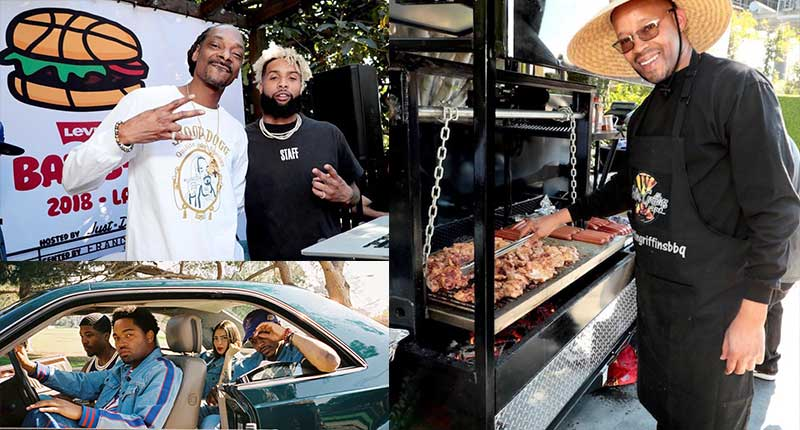 Levi's First Annual Bal-B-Q Kicks Off During NBA All-Star Weekend