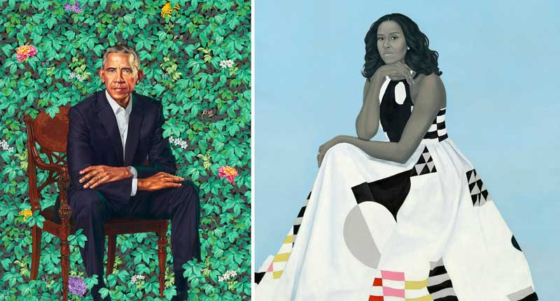 Presidential Portraits Reveals Passion, Purpose, and Politics
