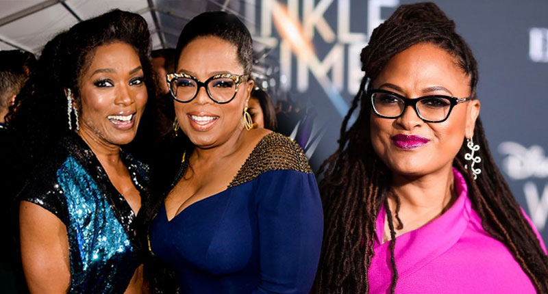 Stars Shined at 'A Wrinkle in Time' Premiere
