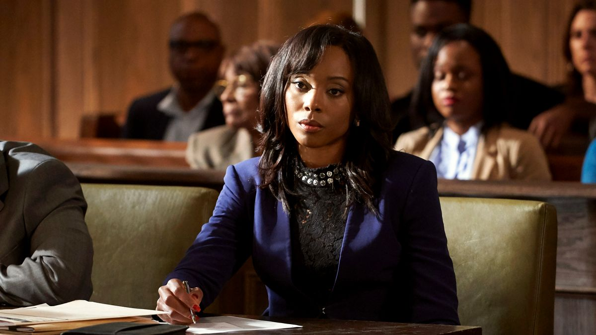 BET'S New Legal Drama 'In Contempt' will Star Erica Ash