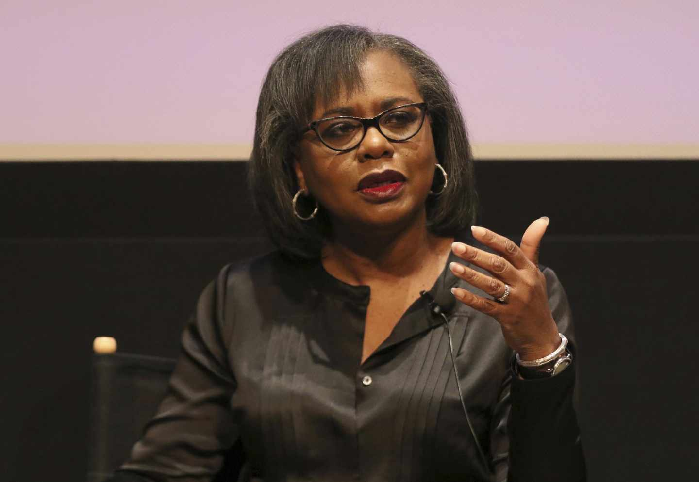 Anita Hill Addresses Sexual Harassment and Politics in Oakland Lecture