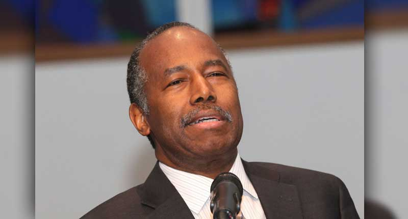 Ben Carson Rejects $31,000 Dining Set