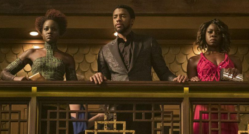 'Black Panther' Officially Becomes Highest Grossing Superhero Film in the North America