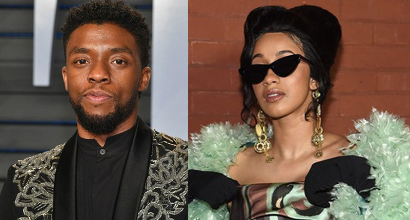 Chadwick Boseman to Host 'Saturday Night Live' with Cardi B as the Musical Guest Feature