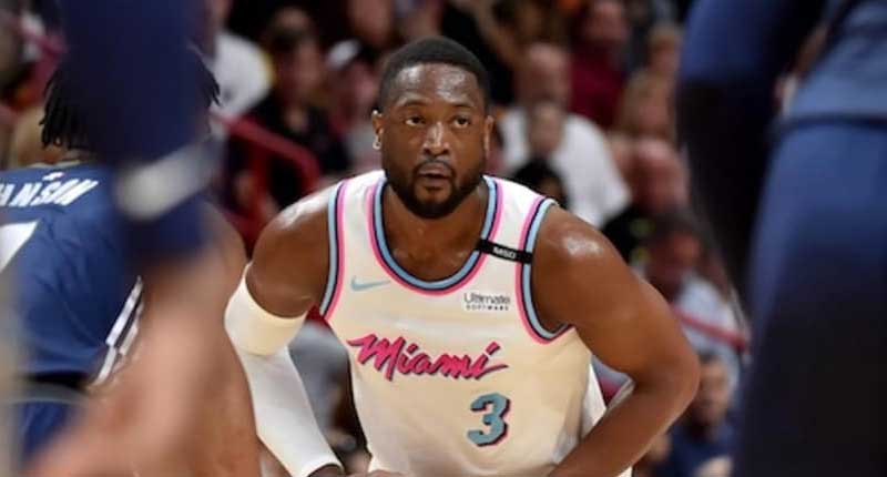 Dwayne Wade Lifts His Voice in Support of Parkland Victims