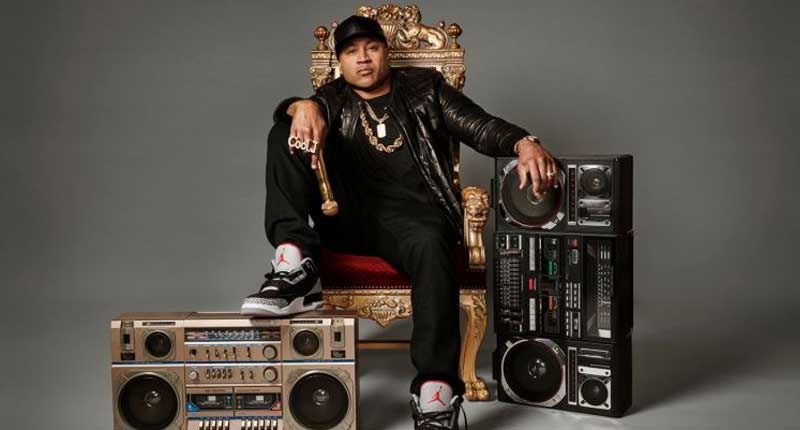 Hip-Hop Legend LL Cool J Launches His Own Sirius/XM Satellite Channel