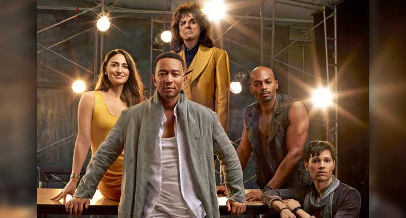 John Legend Set for Title Role in NBC'S 'Jesus Christ Superstar Live in Concert'