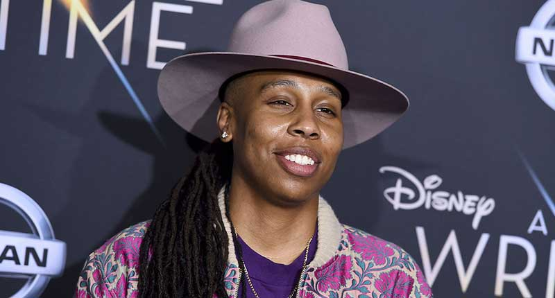 Lena Waithe Covers Vanity Fair and Stars in Steven Spielberg's Sci-Fi Flick 'Ready Player One'