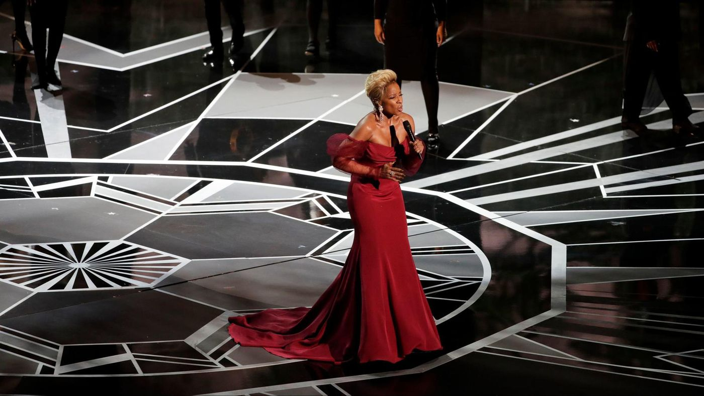 Mary J. Blige Didn't Win the Oscar but She Stole the Show