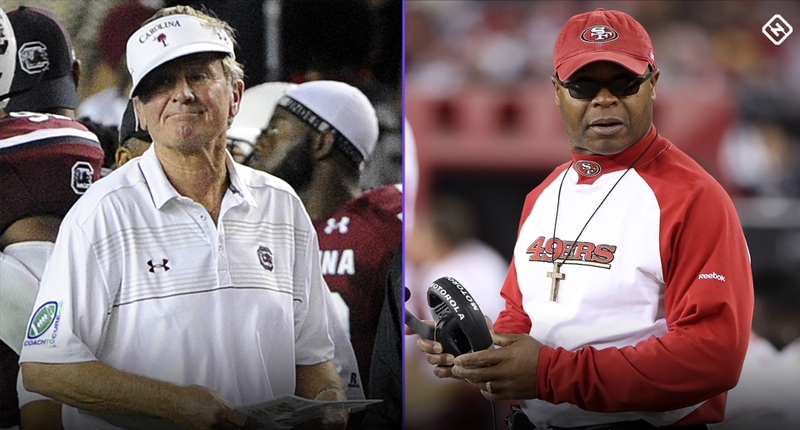 Mike Singletary and Steve Spurrier among potential coaches for Alliance of American Football