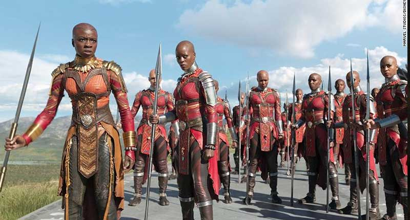 Nigerian Studio EbonyLife and Sony Pictures Television Set to Produce Dahomey Warriors TV Series