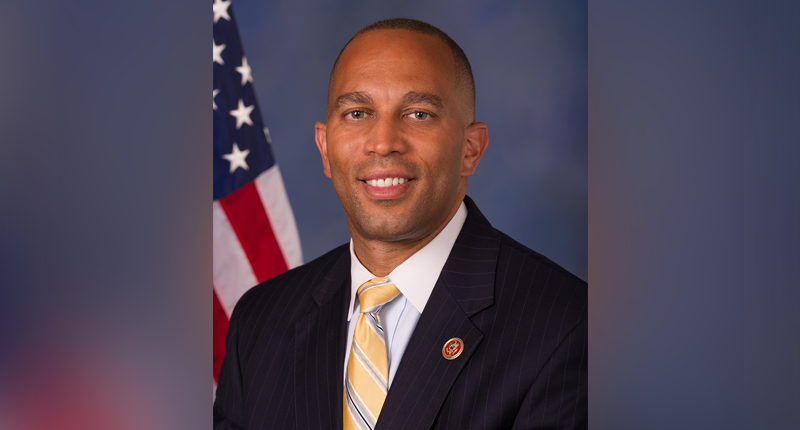 Rep. Hakeem Jeffries (D-N.Y.) Honors Female Rappers for Women's History Month