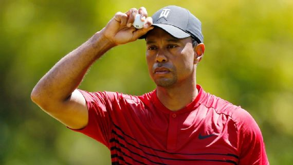 Tiger Woods Places Second in First Master's Appearance Since 2013