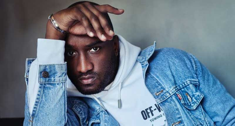 Virgil Abloh Will Lead Louis Vuitton's Menswear Division