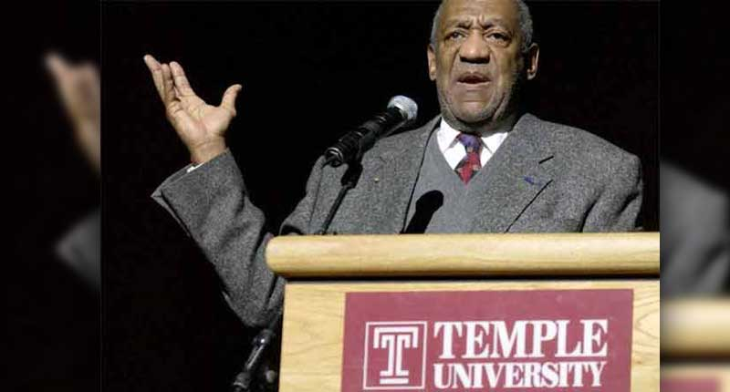Temple Rescinds Bill Cosby's Honorary Degree Following Rape Conviction