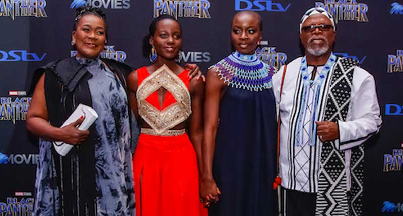 Black Panther Becomes the Highest Grossing Film in South Africa