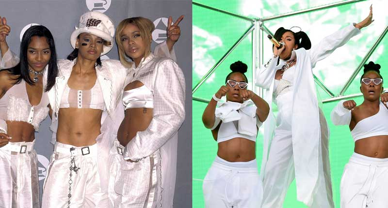 Cardi B Pays Tribute to TLC and Twerks at Coachella