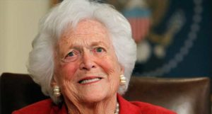 Former-First-Lady-Barbara-Bush-Passes-at-92