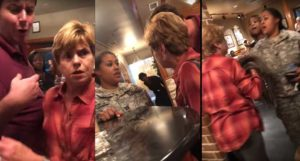 Georgia-Woman-who-Assaulted-Black-Pregnant-Soldier-Arrested