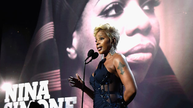 "Mary J Blige to Star in MTV Series ""Scream"" Season 3"