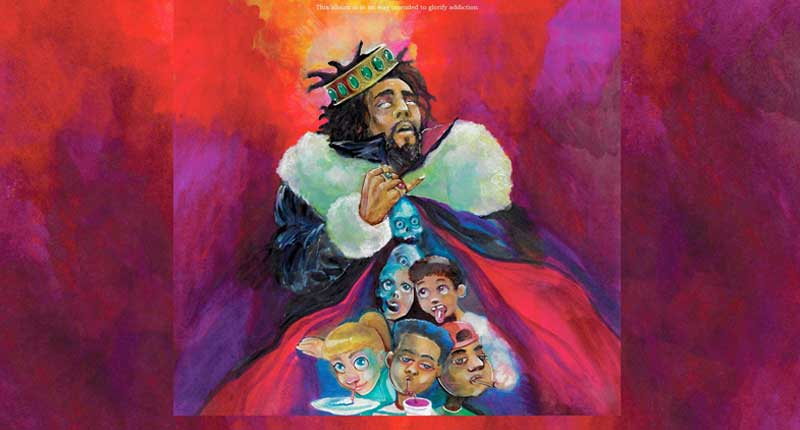 "J. Cole's 'KOD"" Beats Drake's Streaming Record"
