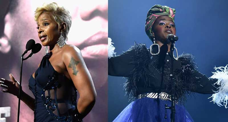 Lauryn Hill, Andra Day, and Mary J. Blige Help Induct Nina Simone into the Rock & Roll Hall of Fame
