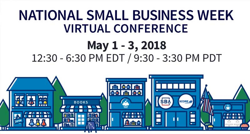 National Small Business Week First-Ever Virtual Conference